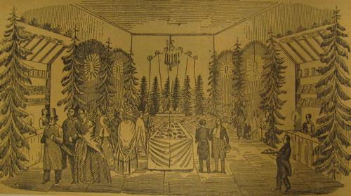 Jul_hos_Blom_1848
