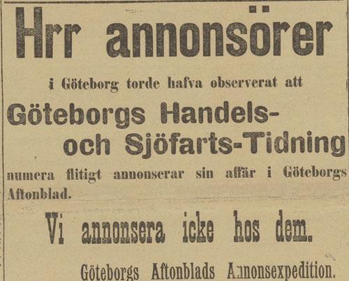 Ur: Göteborgs Aftonblad1894-12-29